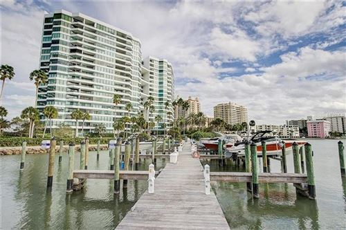 Photo of 988 BLVD OF THE ARTS #1409, SARASOTA, FL 34236 (MLS # A4466626)