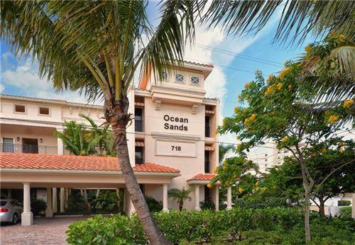 Photo of 718 GOLDEN BEACH BOULEVARD #6, VENICE, FL 34285 (MLS # N6113626)