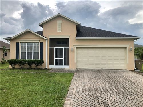 Photo of 2606 EAGLE CLIFF DRIVE, KISSIMMEE, FL 34746 (MLS # S5056627)