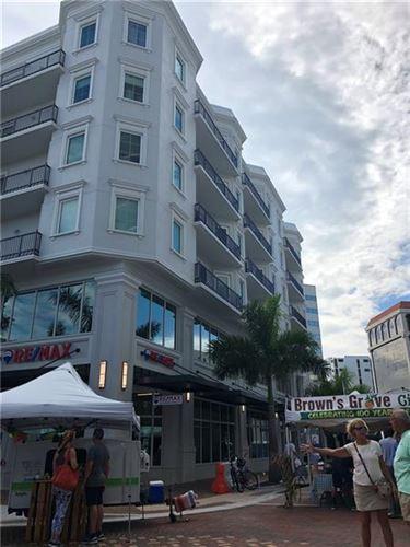 Photo of 1500 STATE STREET #402, SARASOTA, FL 34236 (MLS # U8105627)
