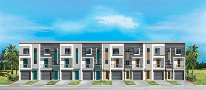 1501 N MORGAN STREET #7, Tampa, FL 33602 - MLS#: T3282627