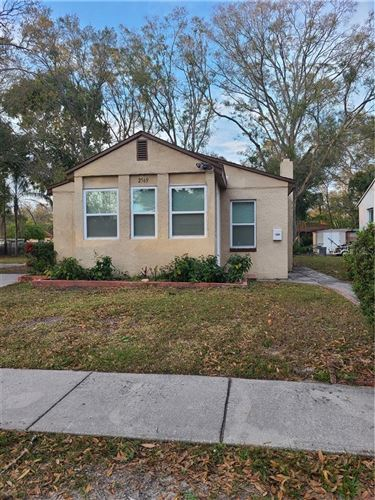 Photo of 2569 QUEENSBORO AVENUE S, ST PETERSBURG, FL 33712 (MLS # U8117628)