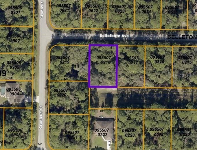 Photo of 3771 BELLEFONTE AVENUE, NORTH PORT, FL 34286 (MLS # A4498628)