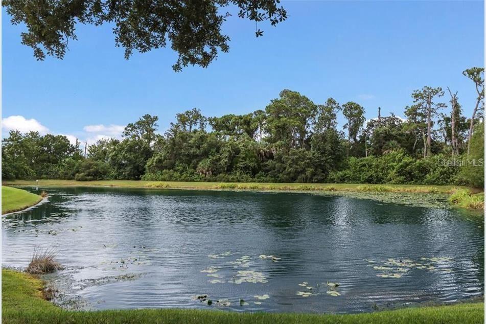 Photo of 7206 FOUNTAIN PALM CIRCLE #12-202, BRADENTON, FL 34203 (MLS # A4504629)
