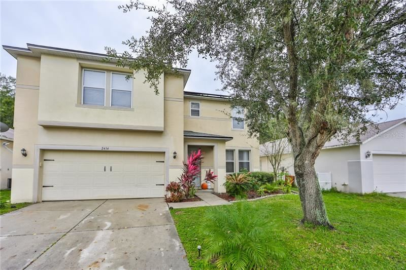 2414 BROWNWOOD DRIVE, Mulberry, FL 33860 - #: T3275630