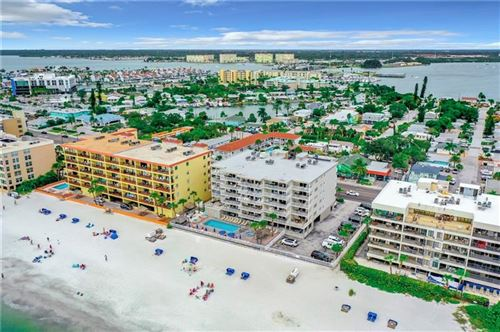 Photo of 14700 GULF BOULEVARD #103, MADEIRA BEACH, FL 33708 (MLS # T3275631)