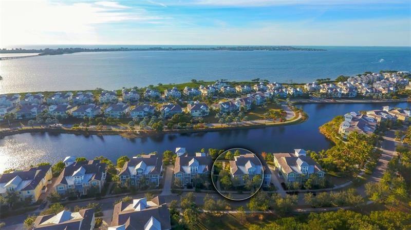 Photo of 308 SAPPHIRE LAKE DRIVE #101, BRADENTON, FL 34209 (MLS # A4497632)