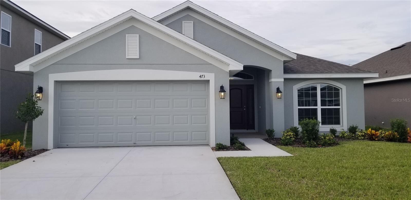 236 BERGAMOT LOOP, Davenport, FL 33837 - #: O5950632