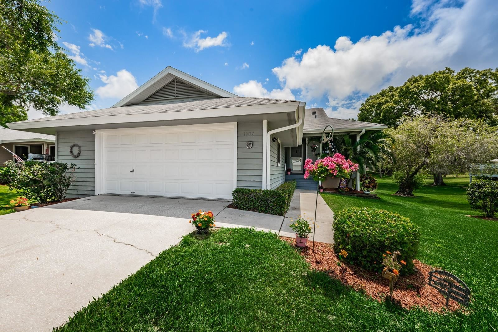 1007 LAKE AVOCA DRIVE, Tarpon Springs, FL 34689 - MLS#: U8122632