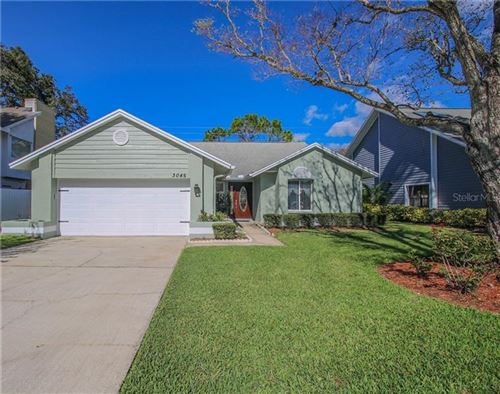 Photo of 3045 PINE FOREST DRIVE, PALM HARBOR, FL 34684 (MLS # U8105633)