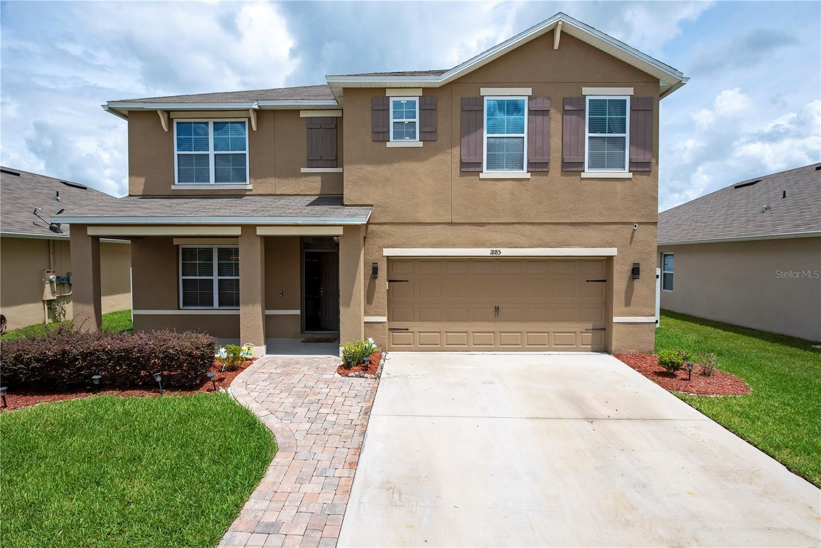 1885 HICKORY BLUFF ROAD, Kissimmee, FL 34744 - #: S5052634