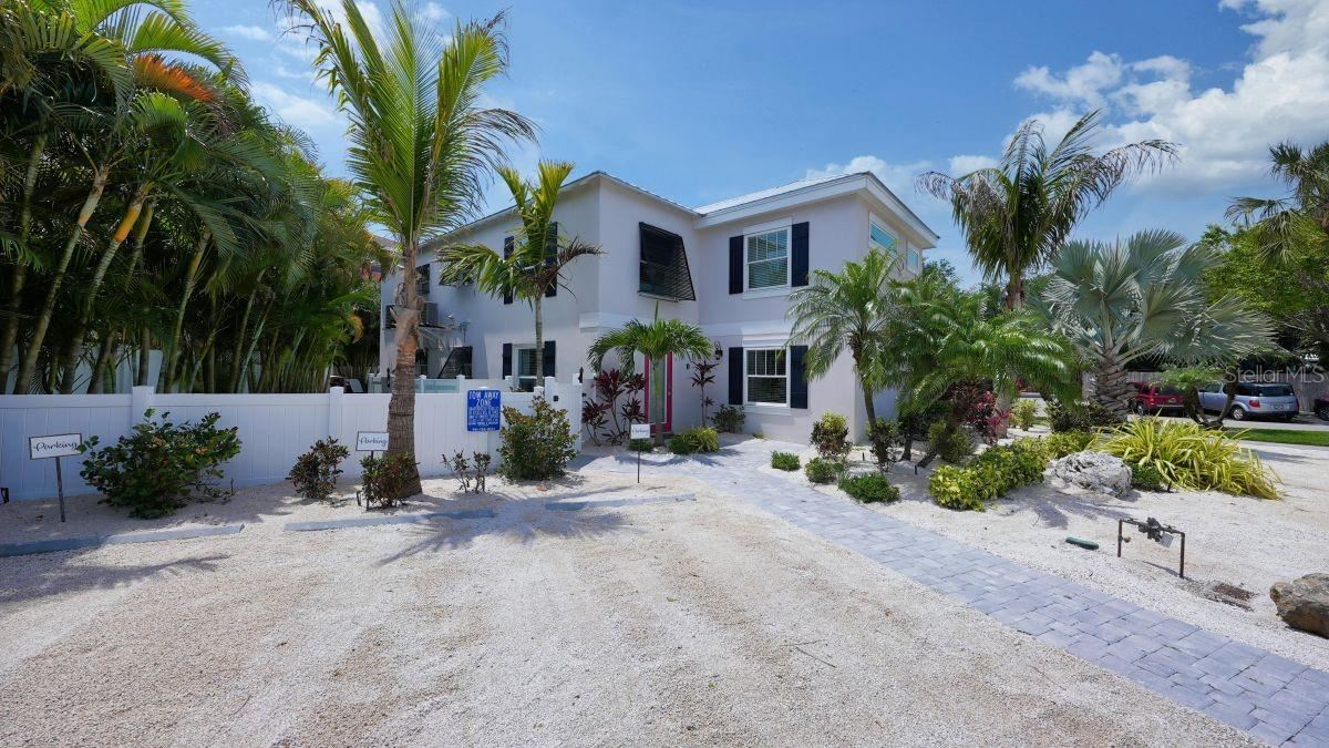 Photo for 302 CANAL ROAD, SARASOTA, FL 34242 (MLS # A4511635)