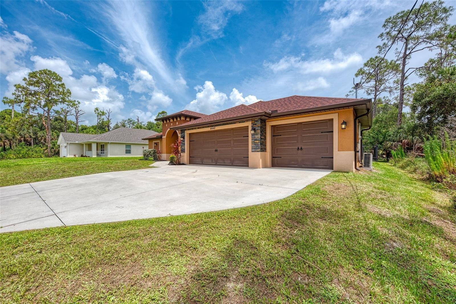 Photo of 4442 WINDSONG AVENUE, NORTH PORT, FL 34287 (MLS # D6119635)