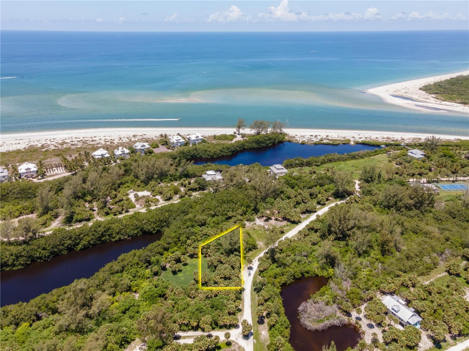 Photo of Blk 1 Lots 1 and 2 PALM POINT WAY, PLACIDA, FL 33946 (MLS # D6120635)