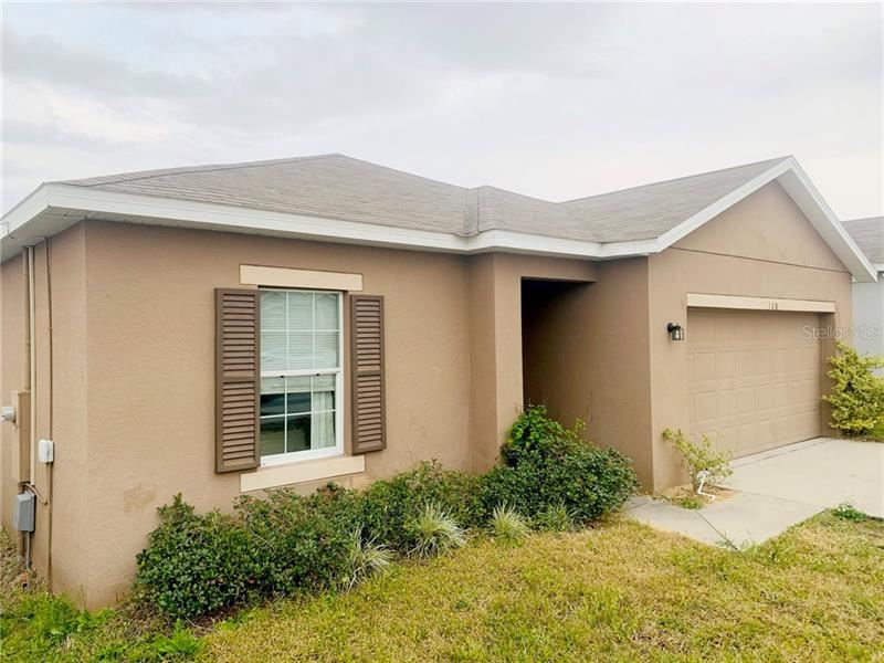 Photo of 128 TANAGER STREET, HAINES CITY, FL 33844 (MLS # T3284635)