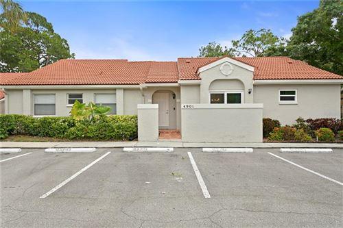 Photo of 4901 MILANO COURT NE, SAINT PETERSBURG, FL 33703 (MLS # U8123636)