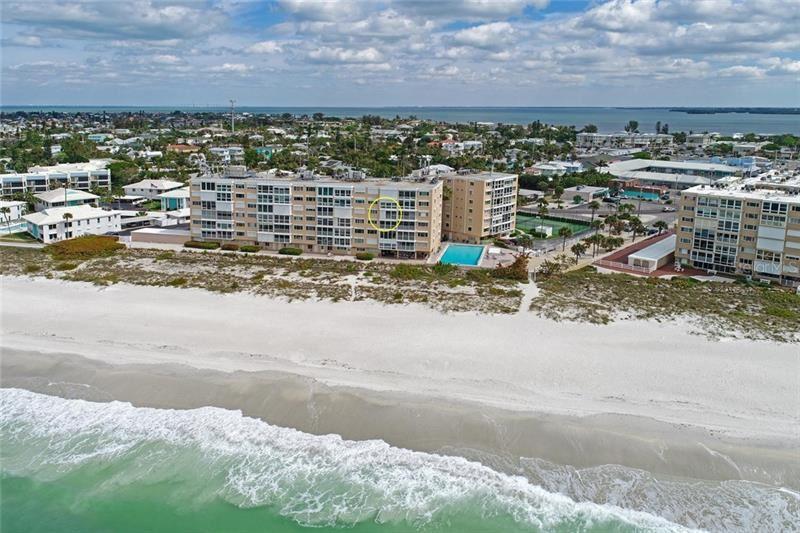 5300 GULF DRIVE #404, Holmes Beach, FL 34217 - #: A4212636