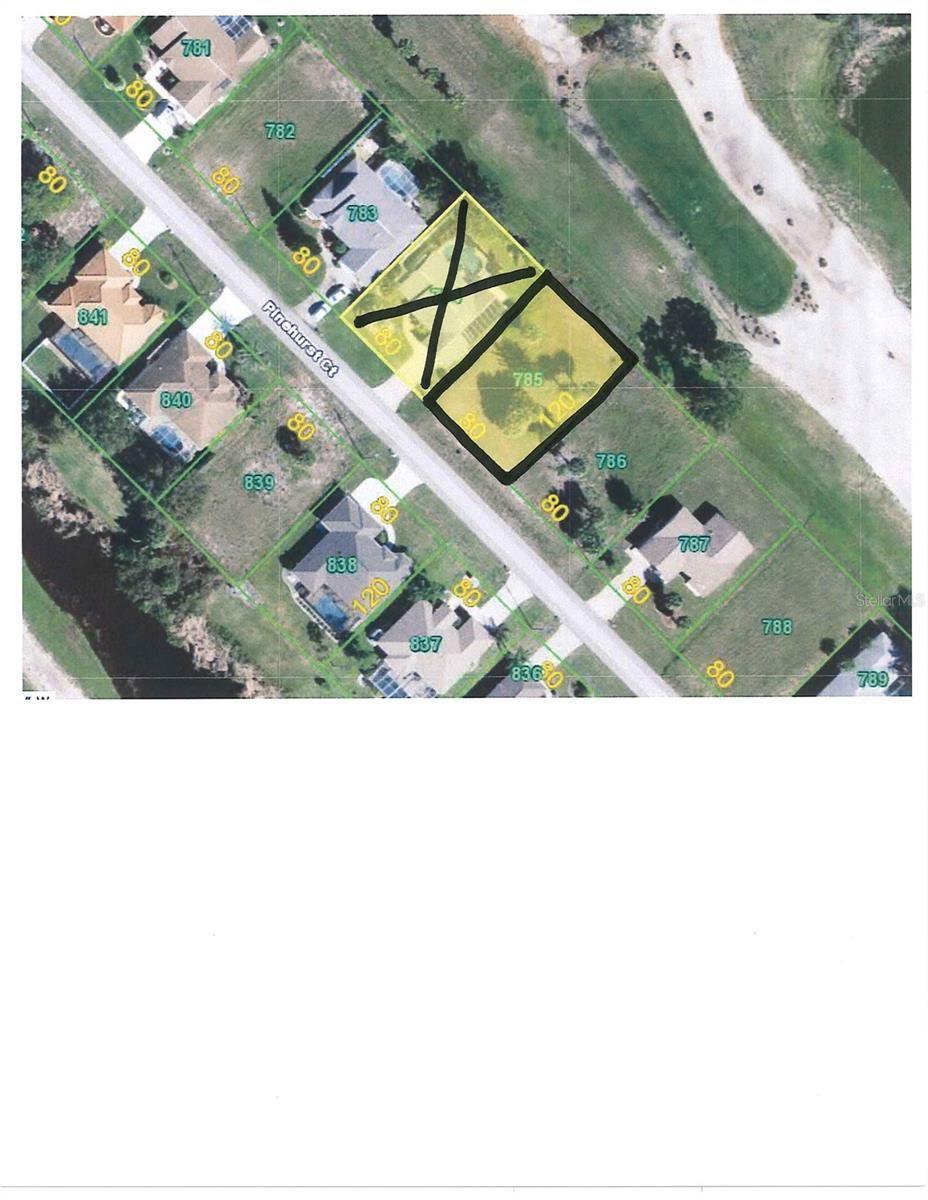 Photo of 38 PINEHURST COURT, ROTONDA WEST, FL 33947 (MLS # D6119636)