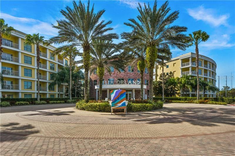 225 CELEBRATION PLACE #316, Kissimmee, FL 34747 - MLS#: O5917636