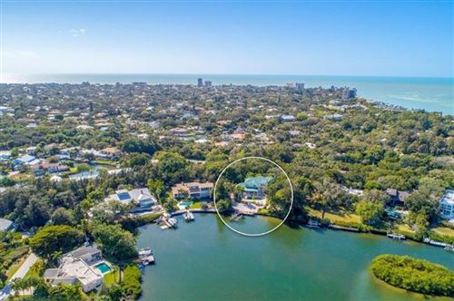 Photo of 711 MANGROVE POINT ROAD, SARASOTA, FL 34242 (MLS # A4447637)