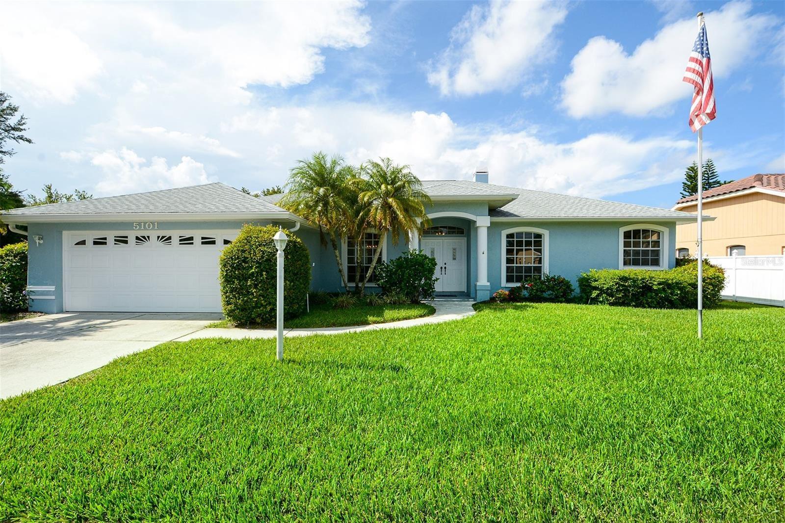 5101 SUNNYDALE CIRCLE N, Sarasota, FL 34233 - #: A4507637
