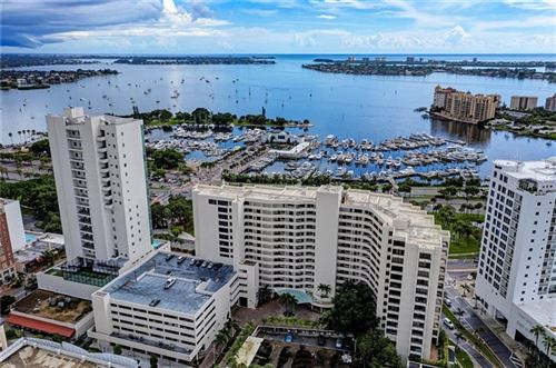 Photo of 1255 N GULFSTREAM AVENUE #204, SARASOTA, FL 34236 (MLS # A4444638)