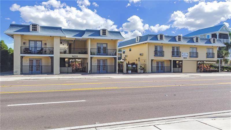 16333 GULF BOULEVARD #103, Redington Beach, FL 33708 - #: U8102638