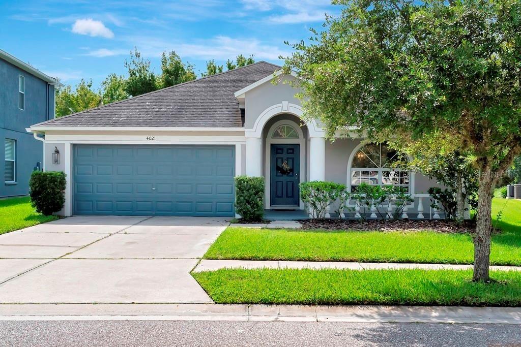 4021 WATERVILLE AVENUE, Wesley Chapel, FL 33543 - MLS#: T3326639
