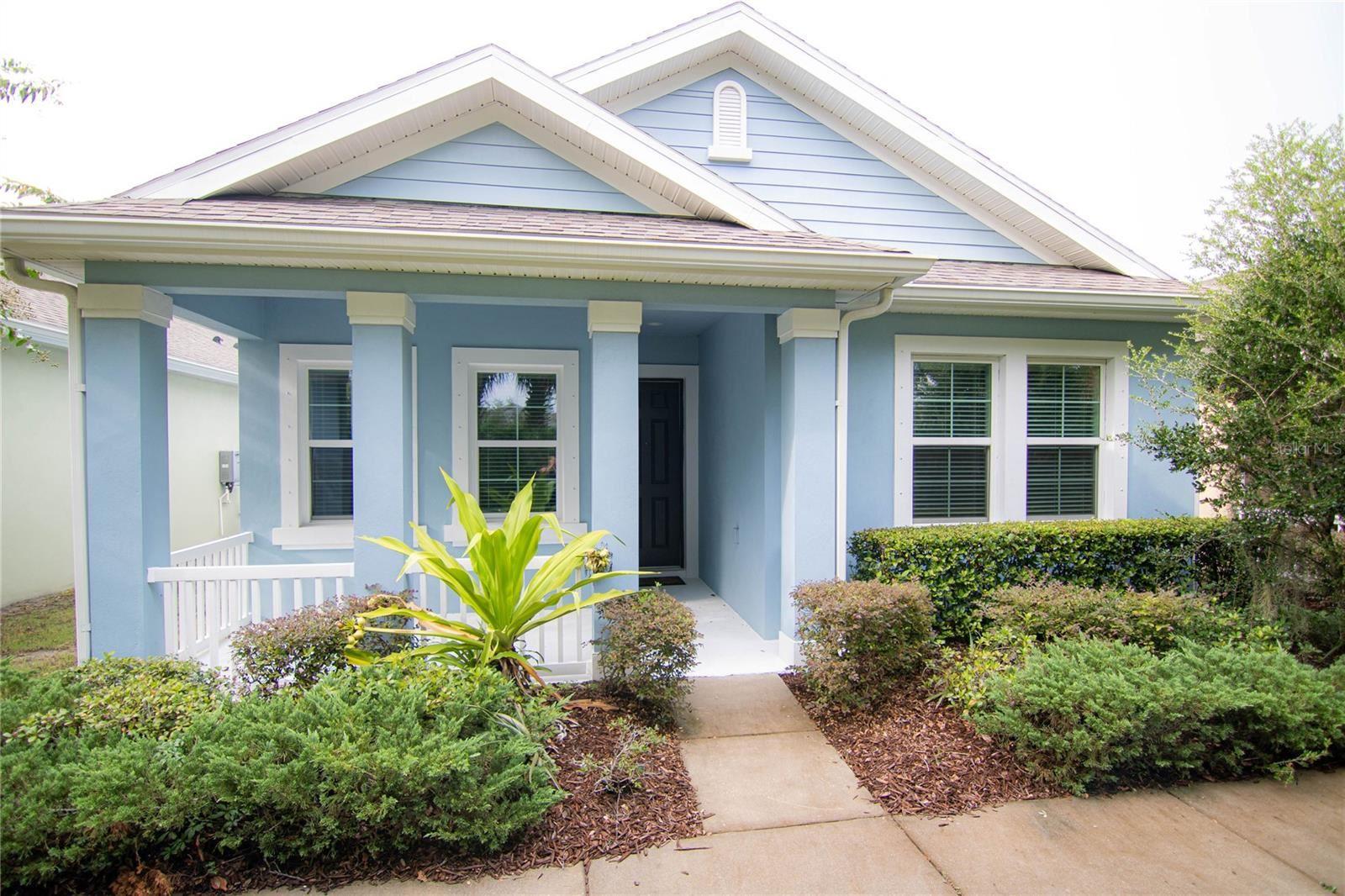 406 WINTERSIDE DRIVE, Apollo Beach, FL 33572 - MLS#: T3329639