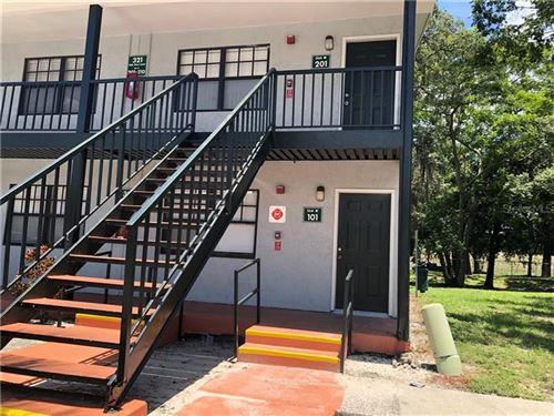 Photo of 321 OAK ROSE LANE #101, TAMPA, FL 33612 (MLS # T3250641)