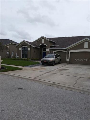 Photo of 1536 DISTANT OAKS DRIVE, WESLEY CHAPEL, FL 33543 (MLS # T3271641)