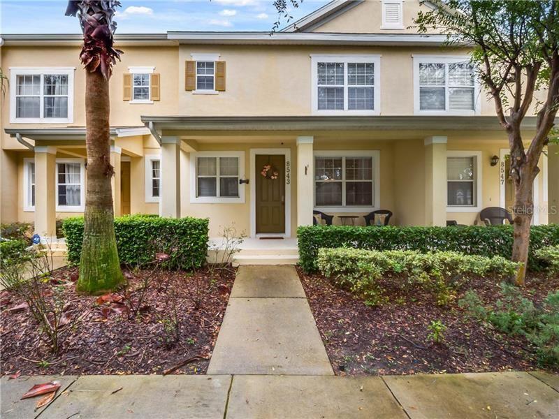 8543 LEELAND ARCHER BOULEVARD, Orlando, FL 32836 - #: O5900641