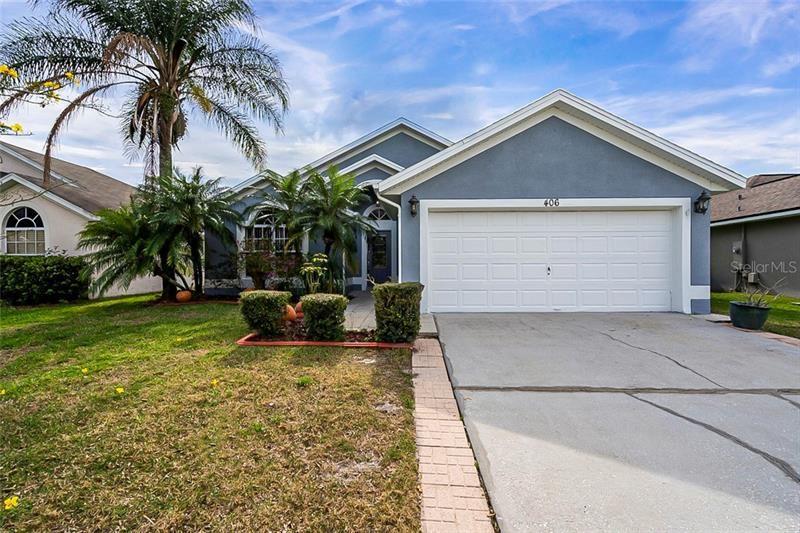 406 FIELDSTREAM WEST BOULEVARD, Orlando, FL 32825 - #: O5927641