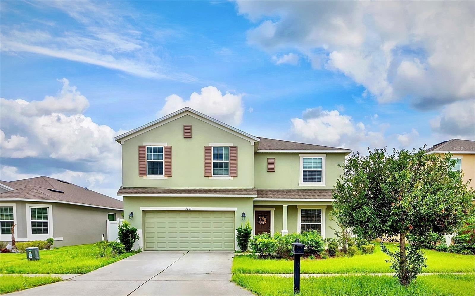 3067 PATTERSON GROVES DRIVE, Haines City, FL 33844 - #: S5055641
