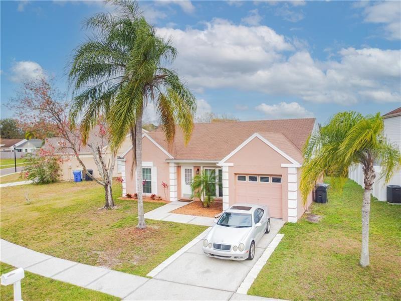 10957 BRIGHTSIDE DRIVE, Tampa, FL 33624 - #: T3292641