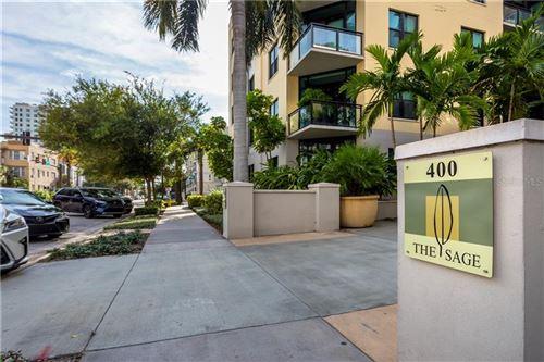 Photo of 400 4TH AVENUE S #904, ST PETERSBURG, FL 33701 (MLS # U8100642)