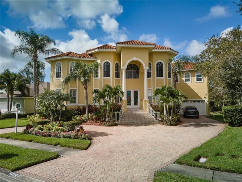7270 PEBBLE BEACH LANE, Seminole, FL 33777 - #: U8100643