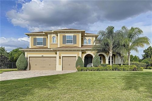 Photo of 17901 HOWSMOOR PLACE, LUTZ, FL 33559 (MLS # A4501644)