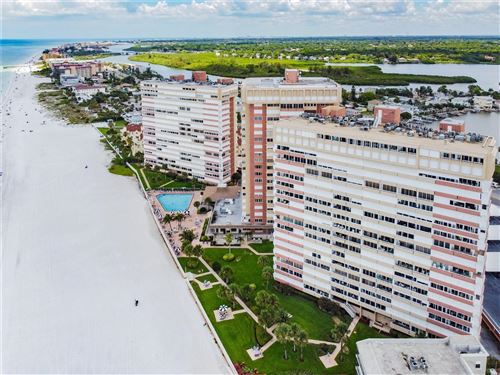 Photo of 17900 GULF BOULEVARD #7B, REDINGTON SHORES, FL 33708 (MLS # U8128644)