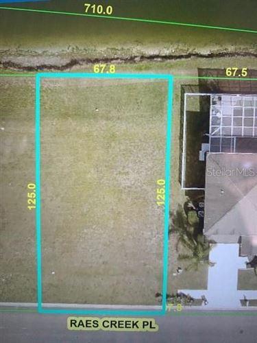 Photo of 9303 RAES CREEK PLACE, PALMETTO, FL 34221 (MLS # A4508646)