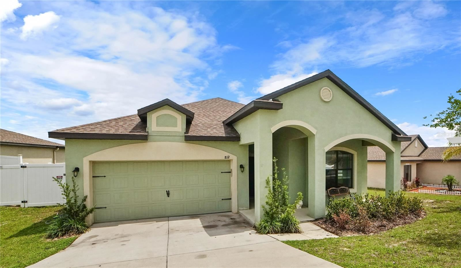 812 LAUREL VIEW WAY, Groveland, FL 34736 - #: O5937646