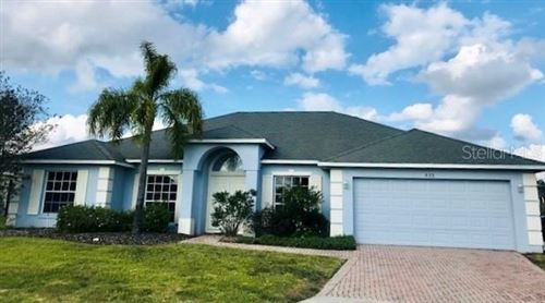 Photo of 533 DOLCETTO DRIVE, DAVENPORT, FL 33897 (MLS # O5829648)