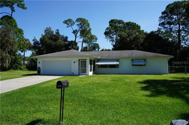 Photo of 288 GINGER STREET, PORT CHARLOTTE, FL 33954 (MLS # C7434648)
