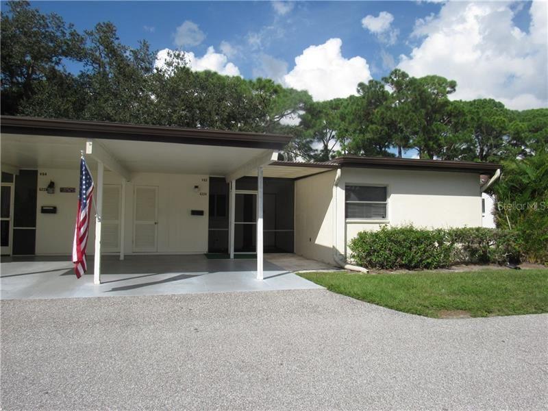 6224 GREEN VIEW CIRCLE #63, Sarasota, FL 34231 - #: D6114648