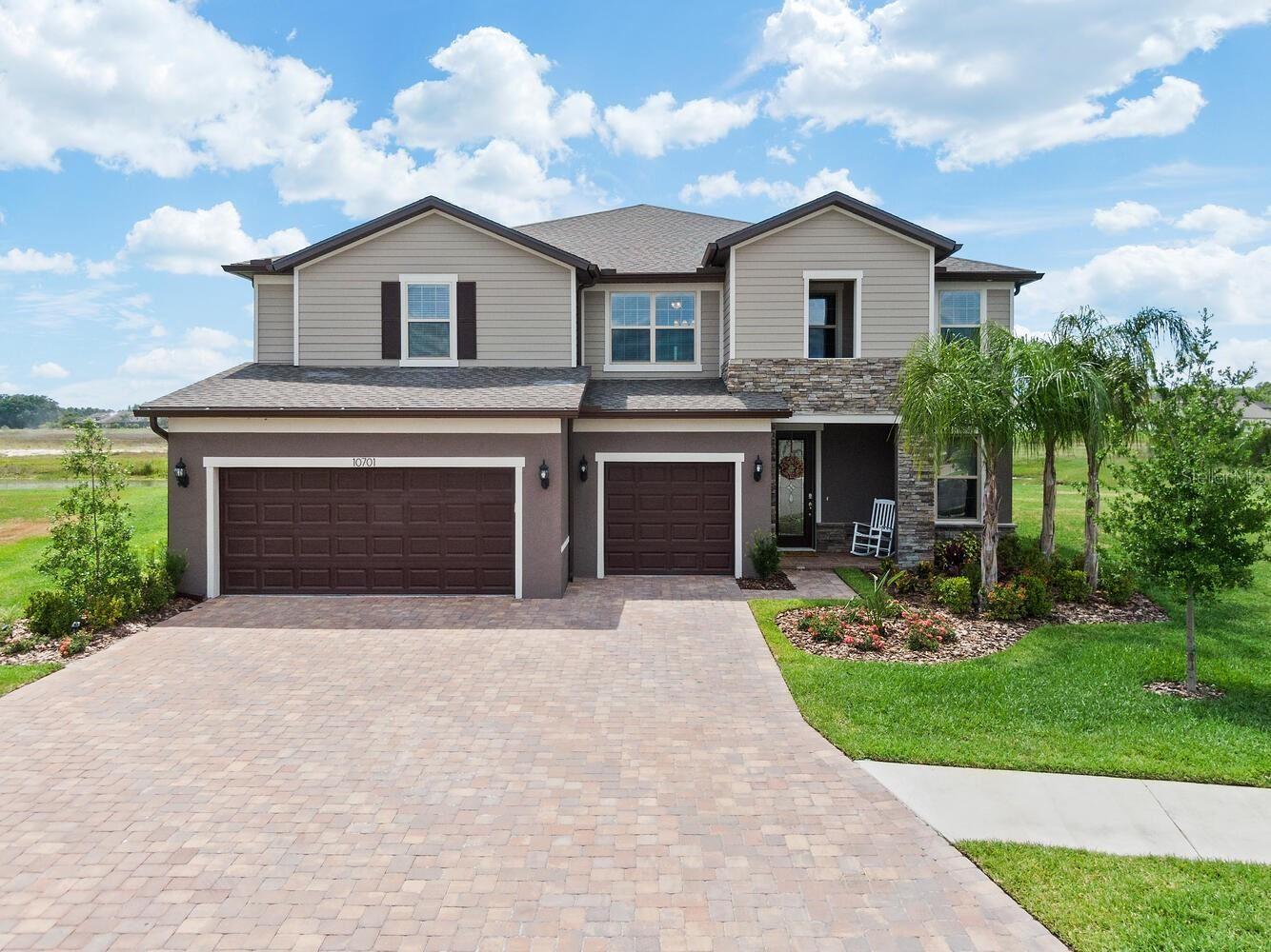 10701 FOXTAIL PASTURE WAY, Tampa, FL 33647 - MLS#: U8124648
