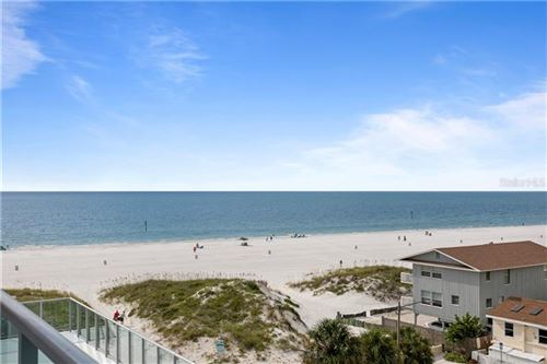 Photo of 15 AVALON STREET #6F/603, CLEARWATER BEACH, FL 33767 (MLS # U7854649)