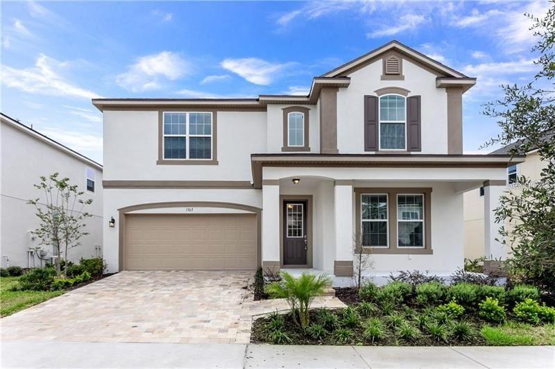 1767 CARIBBEAN VIEW TERRACE, Kissimmee, FL 34747 - #: O5938650