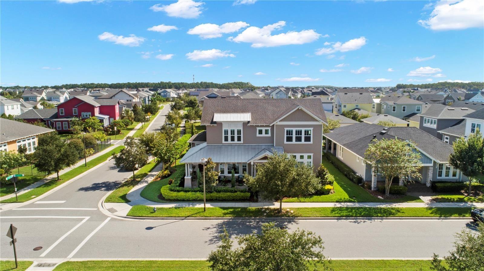 Photo of 13661 GRANGER AVENUE, ORLANDO, FL 32827 (MLS # O5974651)