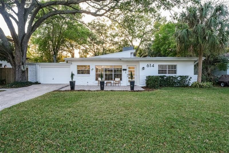 614 ONTARIO AVENUE, Tampa, FL 33606 - MLS#: T3229651