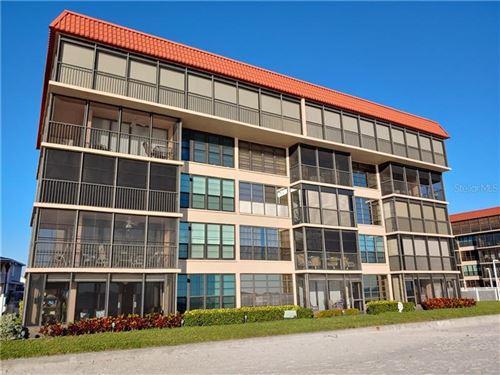 Photo of 17580 GULF BOULEVARD #112, REDINGTON SHORES, FL 33708 (MLS # A4466652)